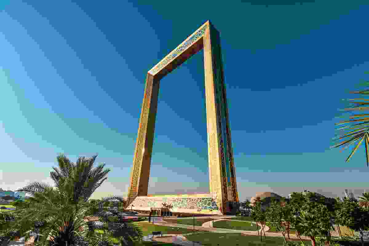 Dubai Frame (Shutterstock)