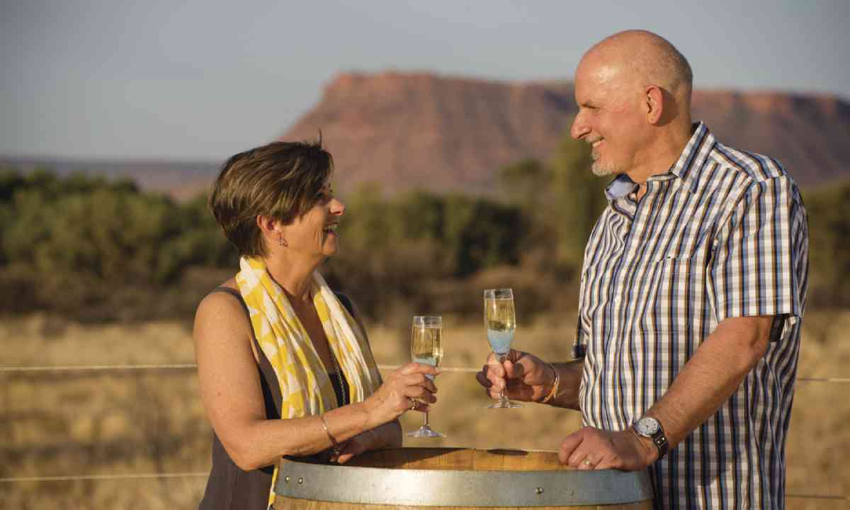 Kings Canyon Resort (Tourism NT)