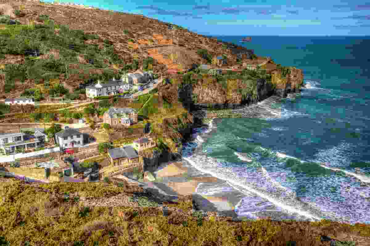 St Agnes, Cornwall (Dreamstime)