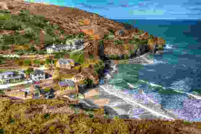St Agnes, Cornwall (Dreamstime)