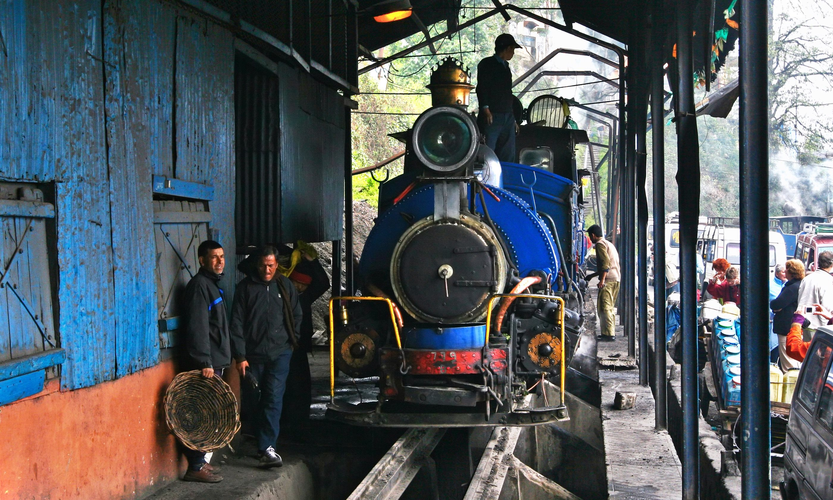 Darjeeling Himalayan Railway (Dreamstime)