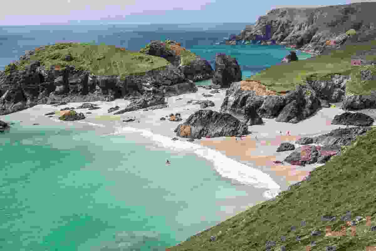 Kynance Cove, Cornwall (Dreamstime)