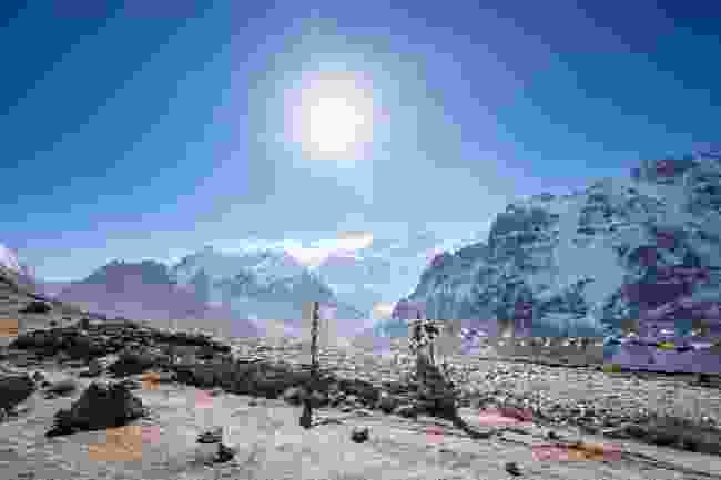Kanchenjunga Base Camp, Nepal (Shutterstock)