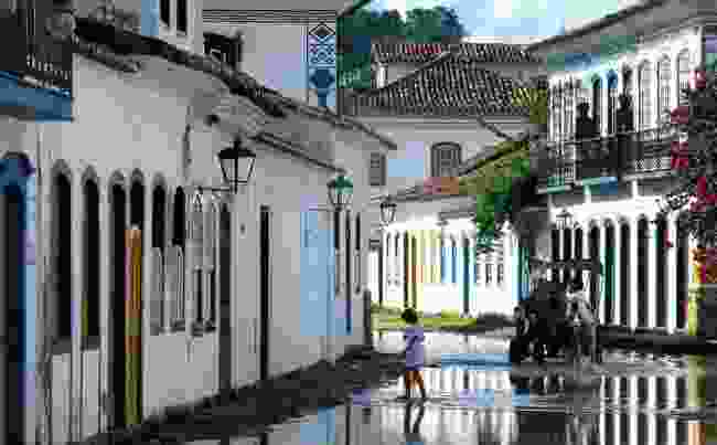Explore Paraty's historic old centre (Shutterstock)