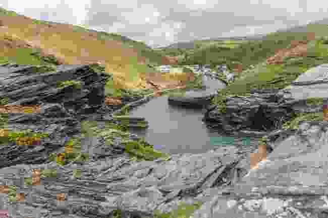 Boscastle, Cornwall (Dreamstime)