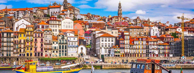 Porto skyline (Dreamstime)