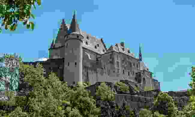 Vianden Castle (Uli Fielitz / LFT)
