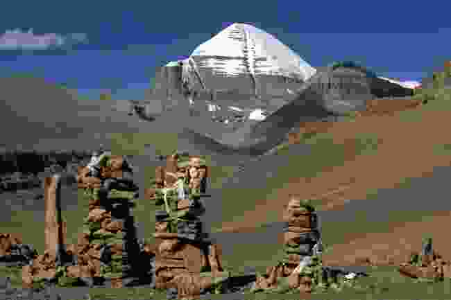 Mount Kailash, Tibet (Shutterstock)