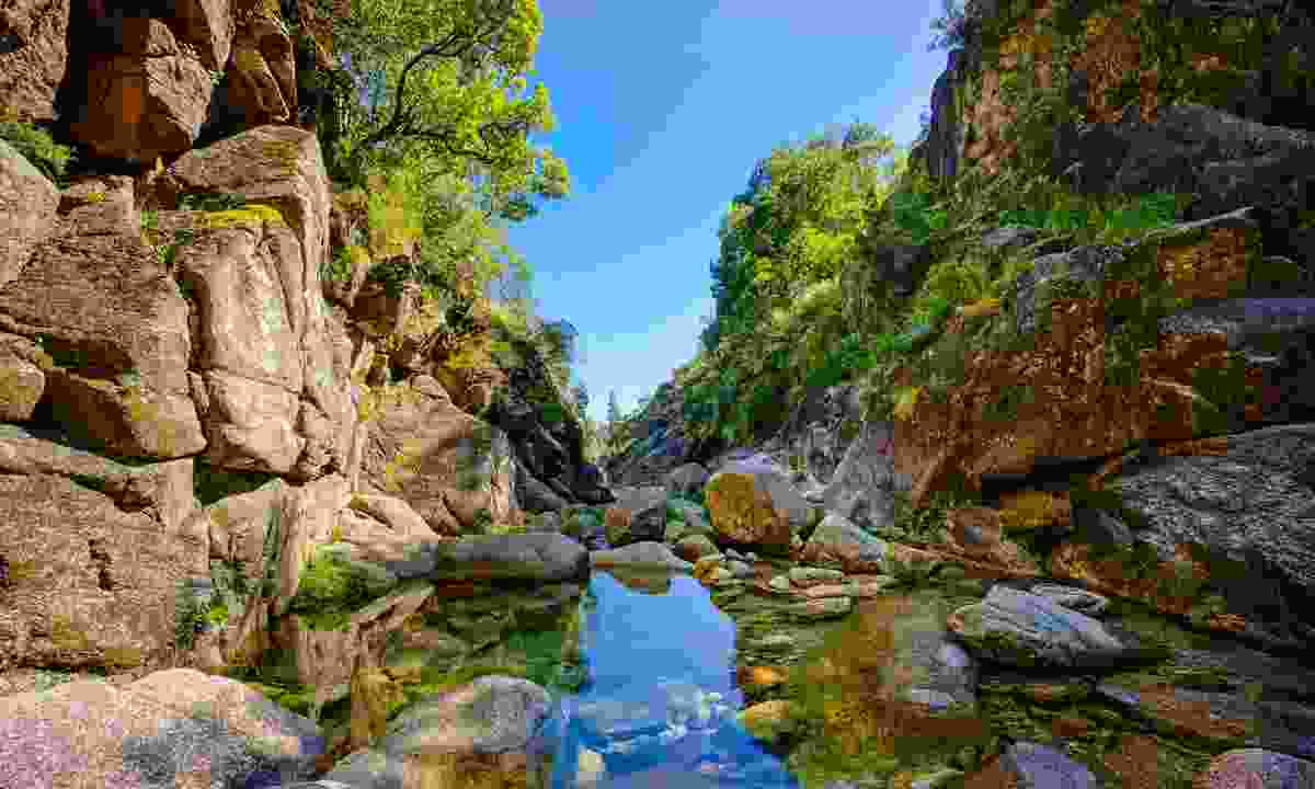 Penada-Gerês National Park, Portugal (Shutterstock)