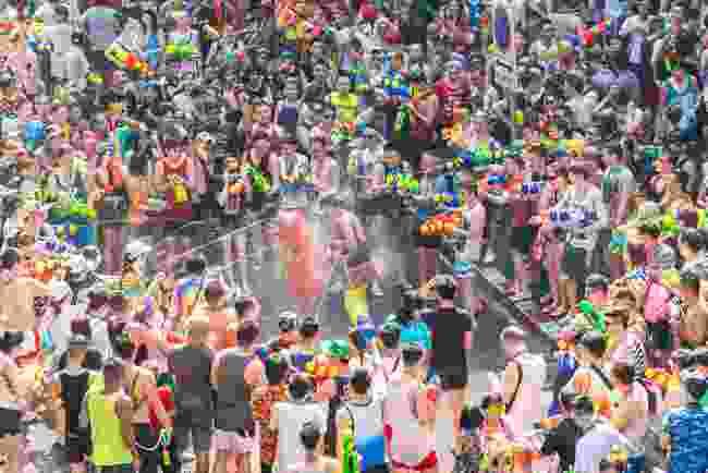 Songkran Festival (Dreamstime)