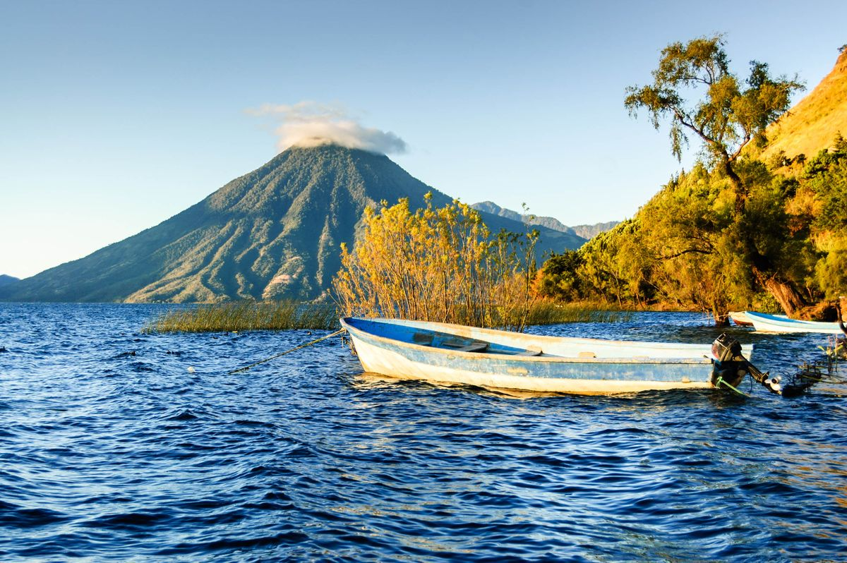 Hiking, Villages, Markets and the Maya in Guatemala