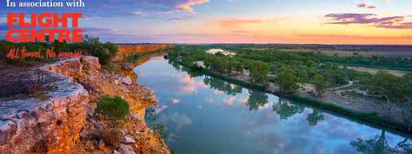 The Murray River, South Australia (Shutterstock)
