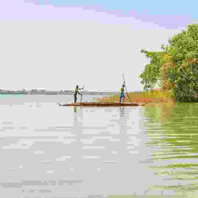 Find the source of the Blue Nile at Lake Tana, Ethiopia (Dreamstime)