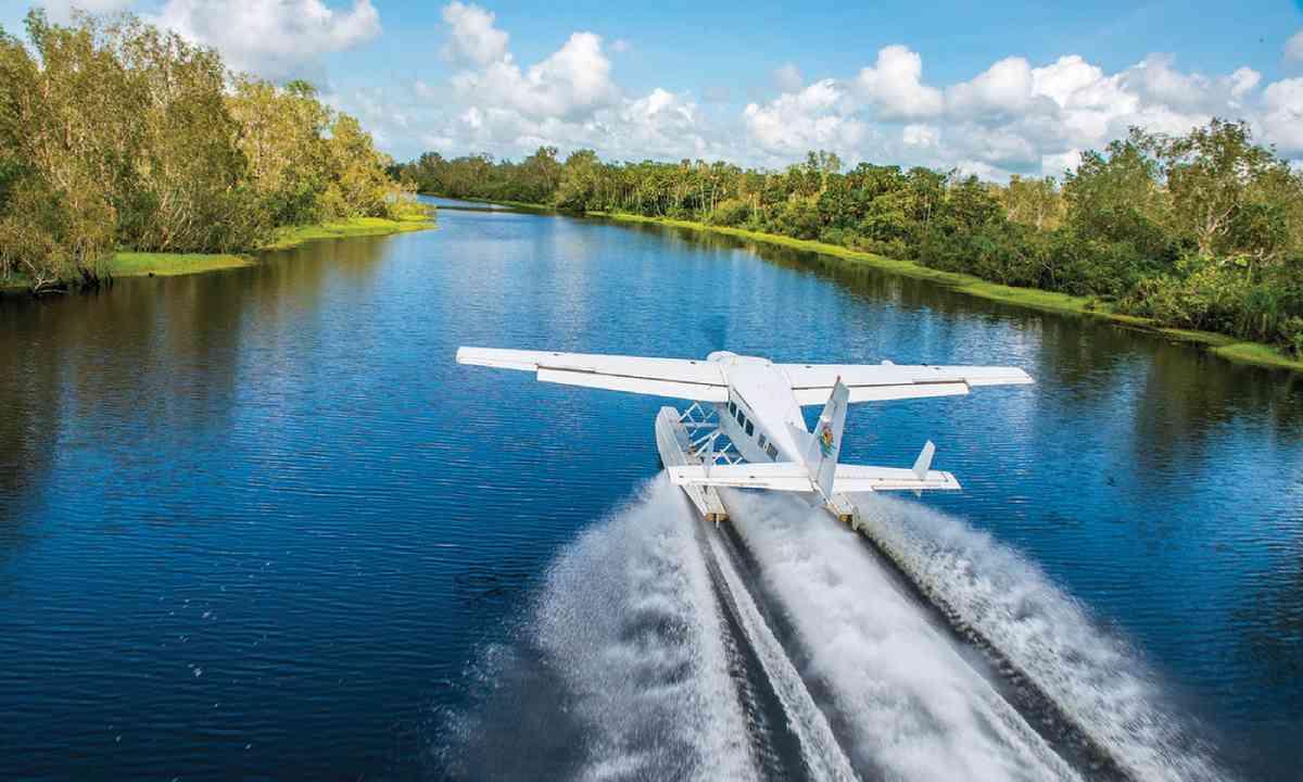 Outback Floatplane Adventures