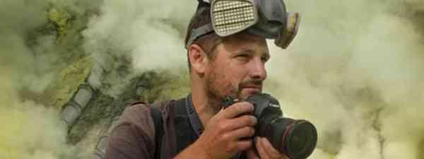 BBC Human Planet photographer Timothy Allen