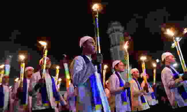 Celebrating Ramadan in Aceh (Agustinus Wibowo)