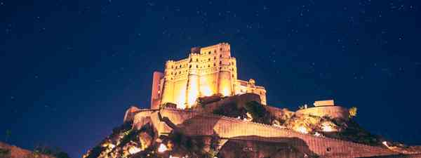 A luxury hotel Alila Fort Bishangarh, in Rajasthan (Alila Hotels and Resorts)