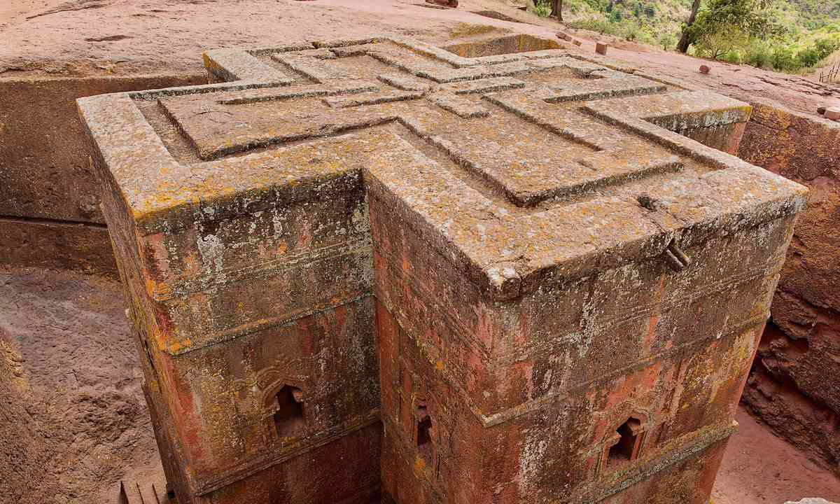 Church of St George, Lalibela (Shutterstock.com)