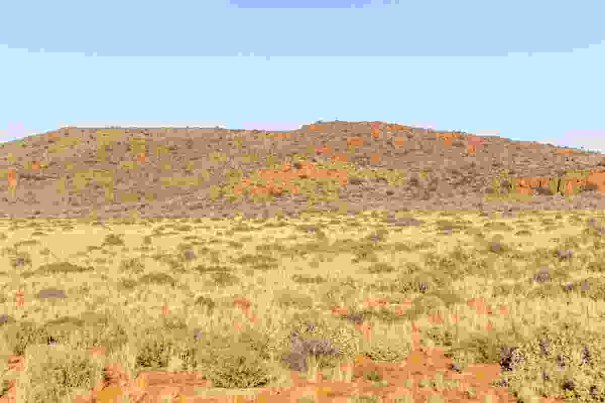 Between Kliprand and Nieuwoudtville, in the Northern Cape (Dreamstime)
