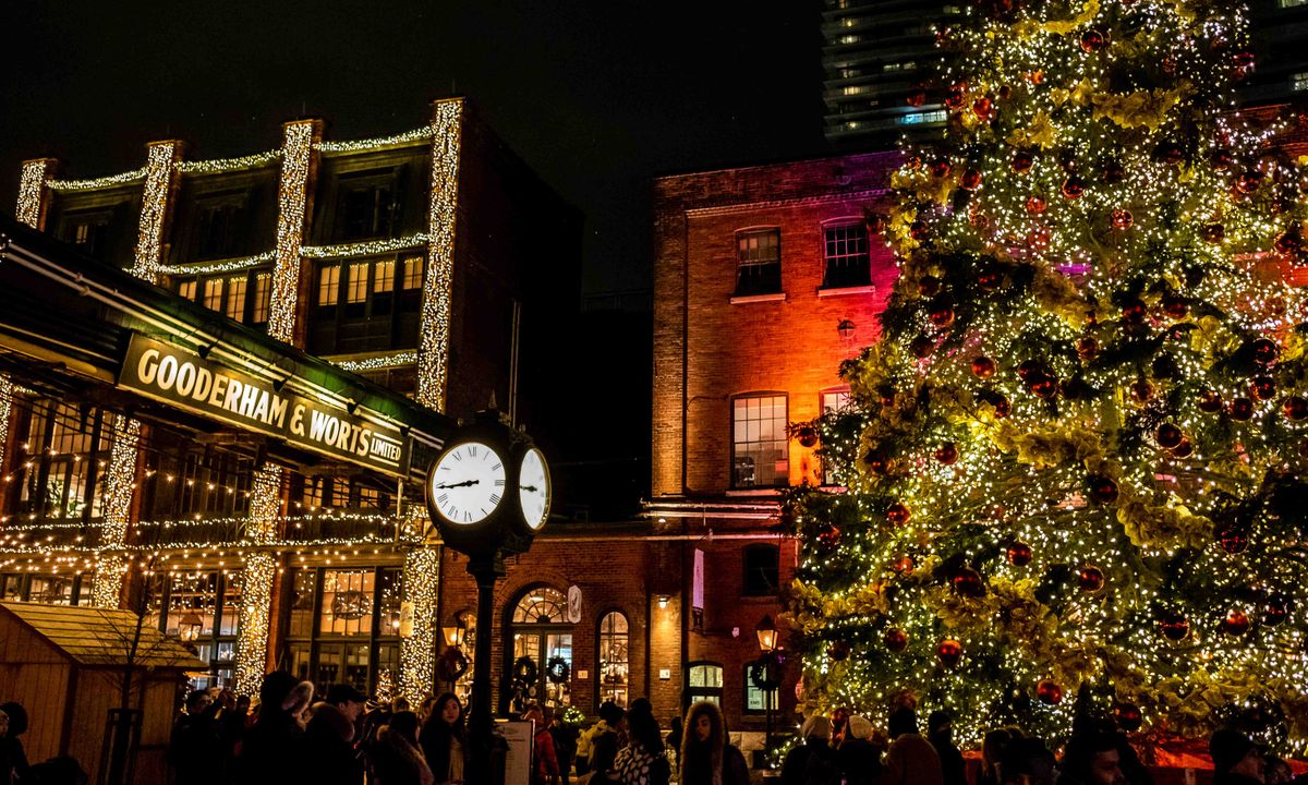 Old Quebec City Christmas Market.The 5 Best Christmas Markets In Canada Wanderlust
