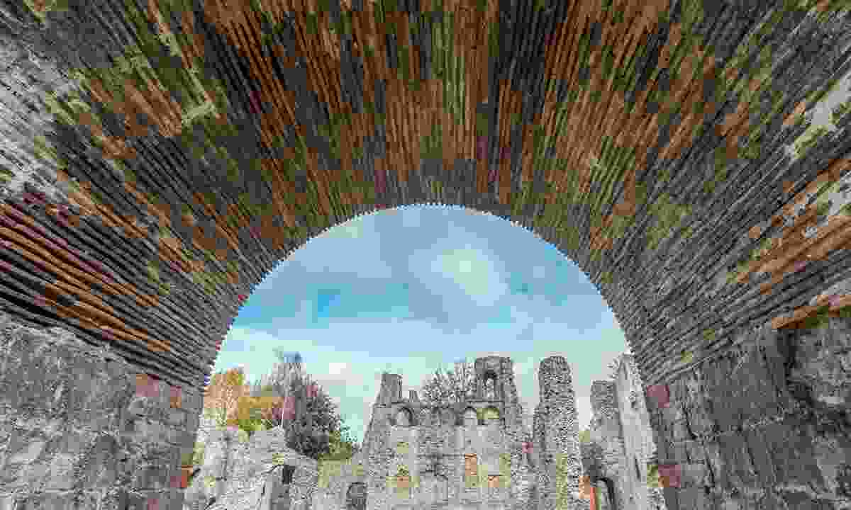 Ruins at Wolvesey Castle (Shutterstock)