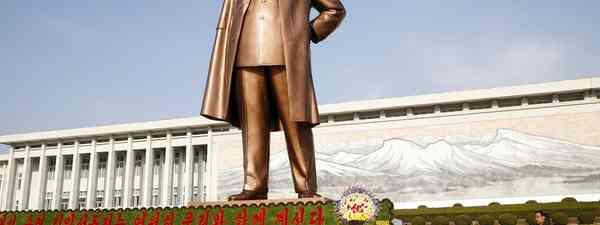Arirang (mass games) performance in Pyongyang, North Korea (Dreamstime.com)