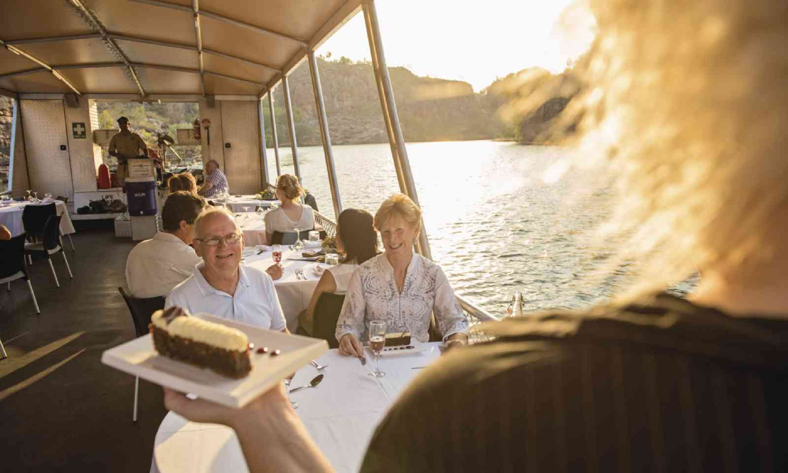Nabilil Dreaming Sunset Dinner Cruise (Tourism NT)