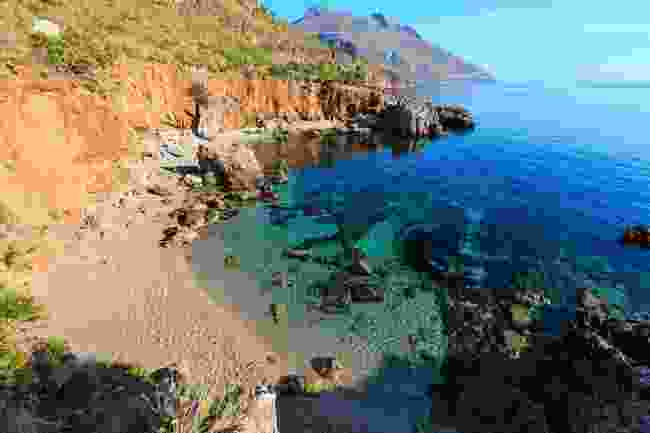 Cala della Disa, Zingaro Nature Reserve (Shutterstock)