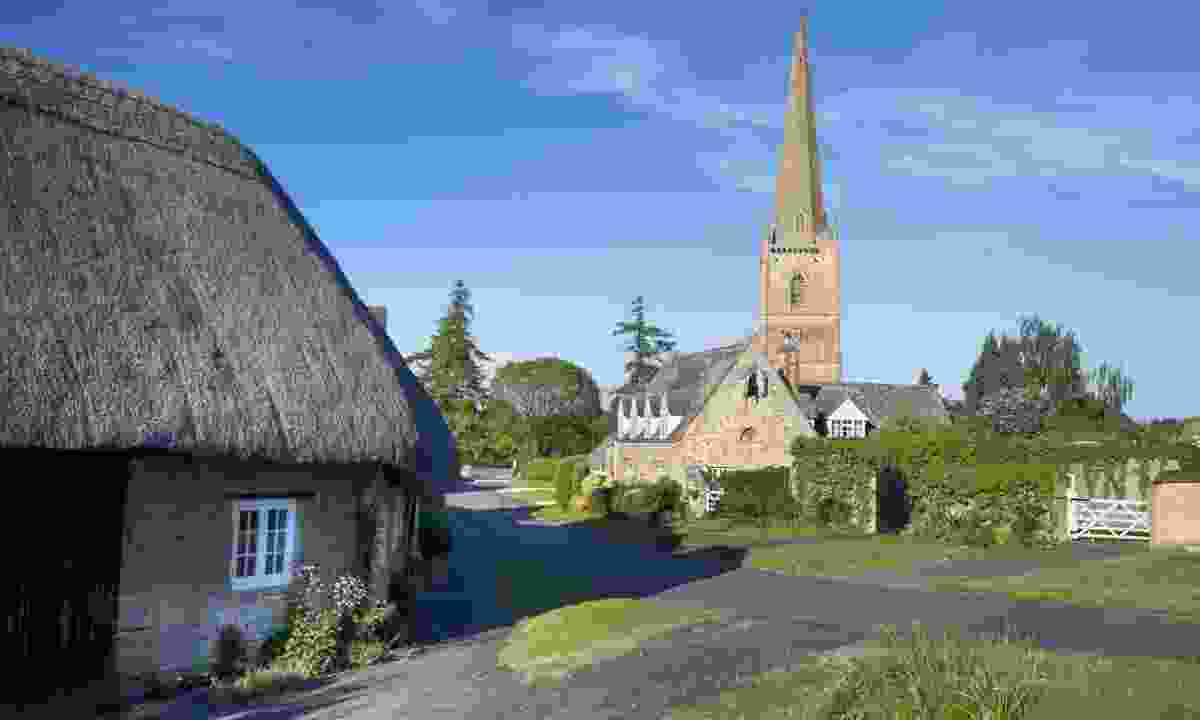 The historic village of Tredington (Shutterstock)