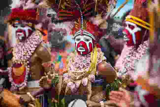 Mount Hagen, Papau New Guinea (Shutterstock)