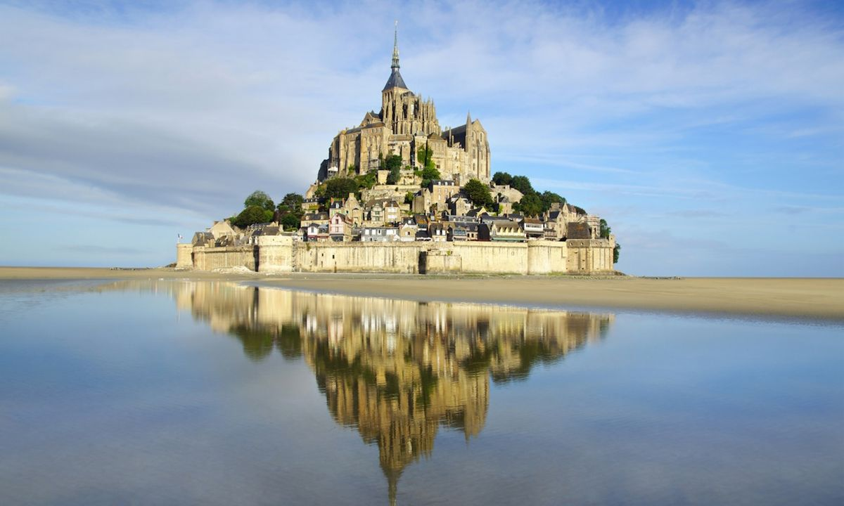 The world's Top 5 countries with the most UNESCO World Heritage sites