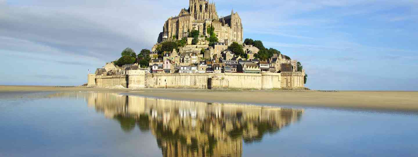 Mont-Saint-Michel (Dreamstime)
