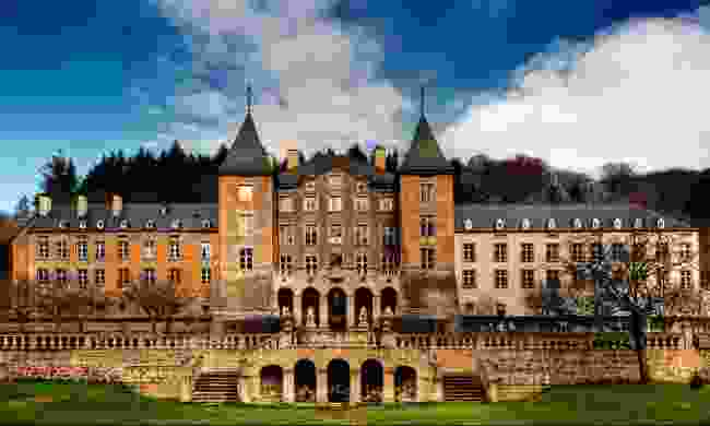 Ansembourg Castle ( ORT West Visit Guttland /Wolfgang Staudt)