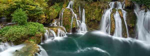 Plitvice National Park, Croatia (Shutterstock)