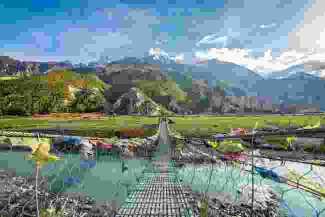 Annapurna Circuit, Nepal (Shutterstock)