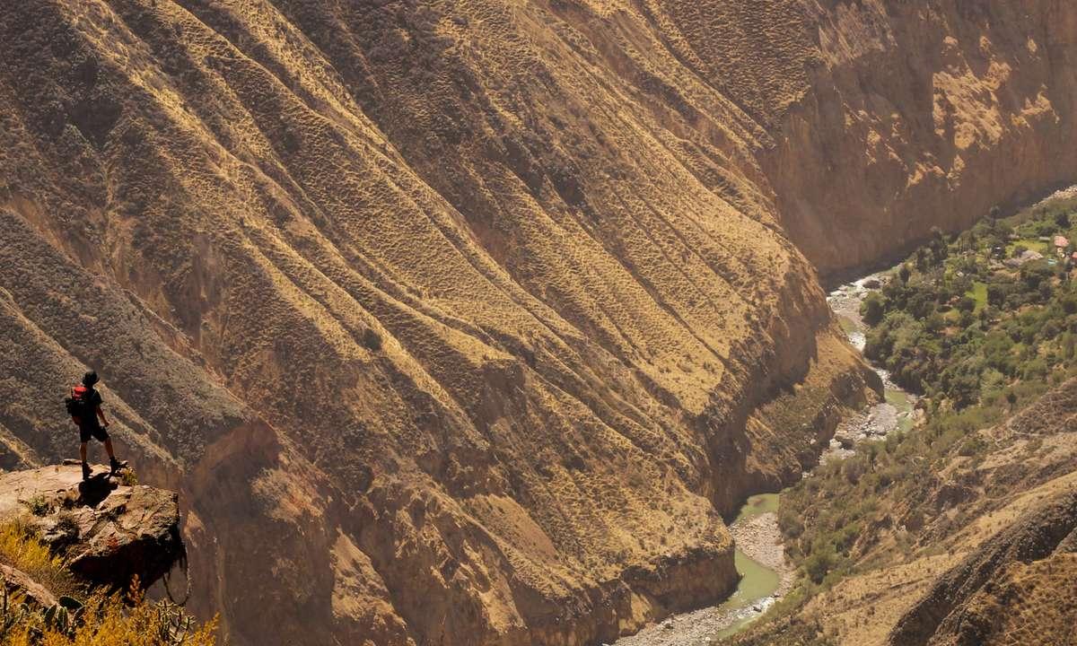 Colca Canyon, Peru (Dreamstime)