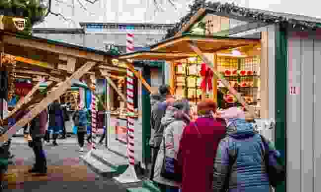 Longueuil Christmas Market, Montreal (Shutterstock)
