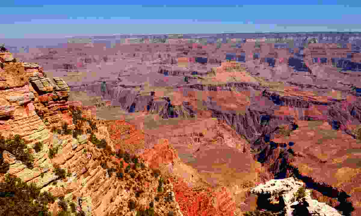 Grand Canyon, Arizona (Dreamstime)