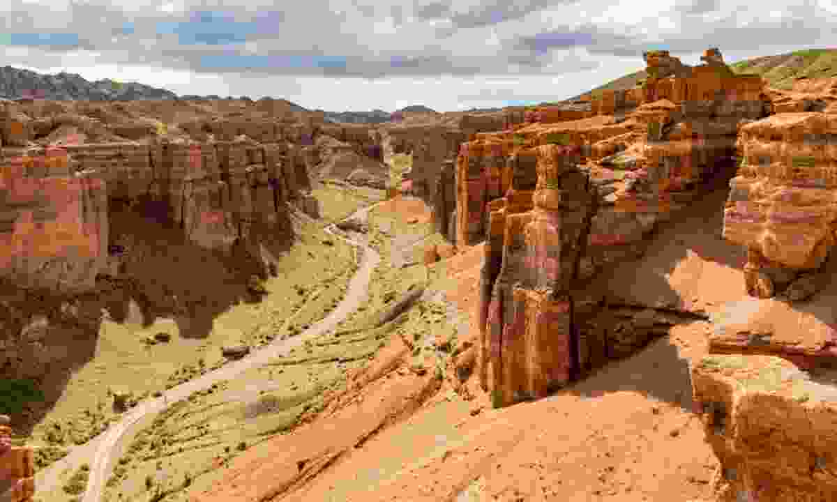 Charyn Canyon (Dreamstime)