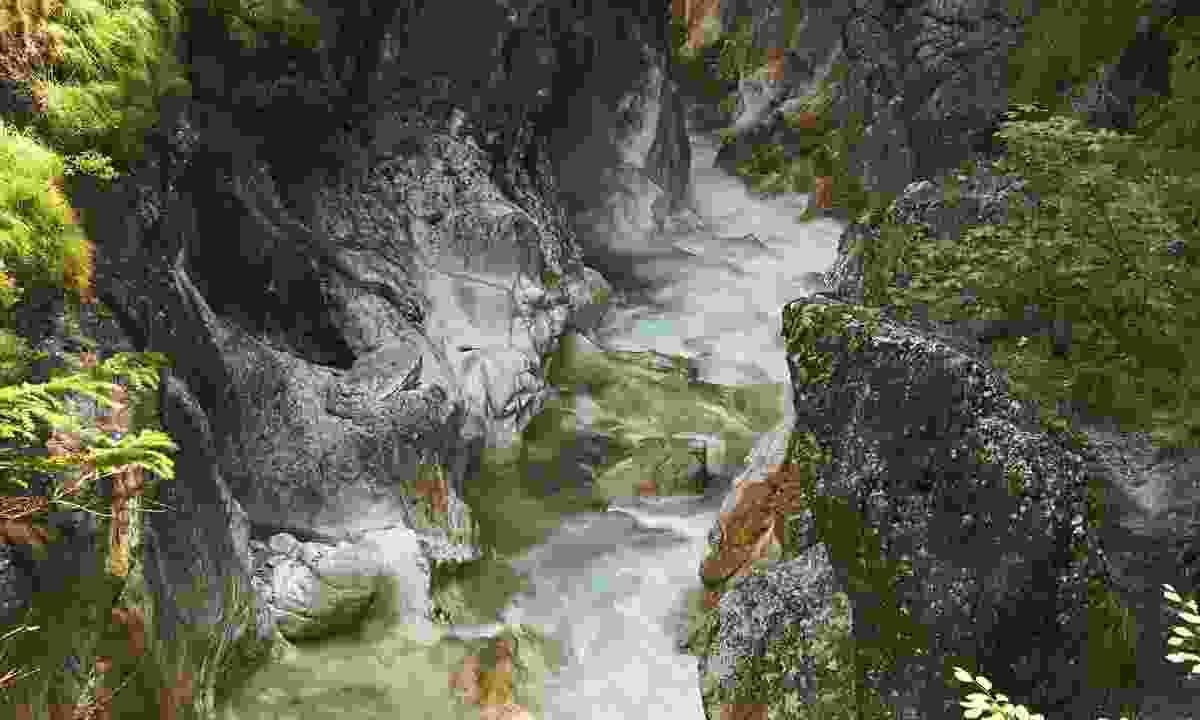 Kaiserklamm gorge (Shutterstock)