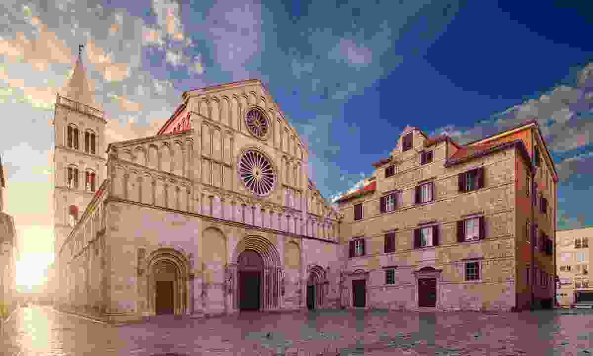 The Cathedral of St Anastasia is one of many medival churches in Zadar (Shutterstock)