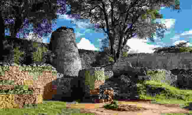 Great Zimbabwe is a medieval city in the south-eastern hills of Zimbabwe (Shutterstock)