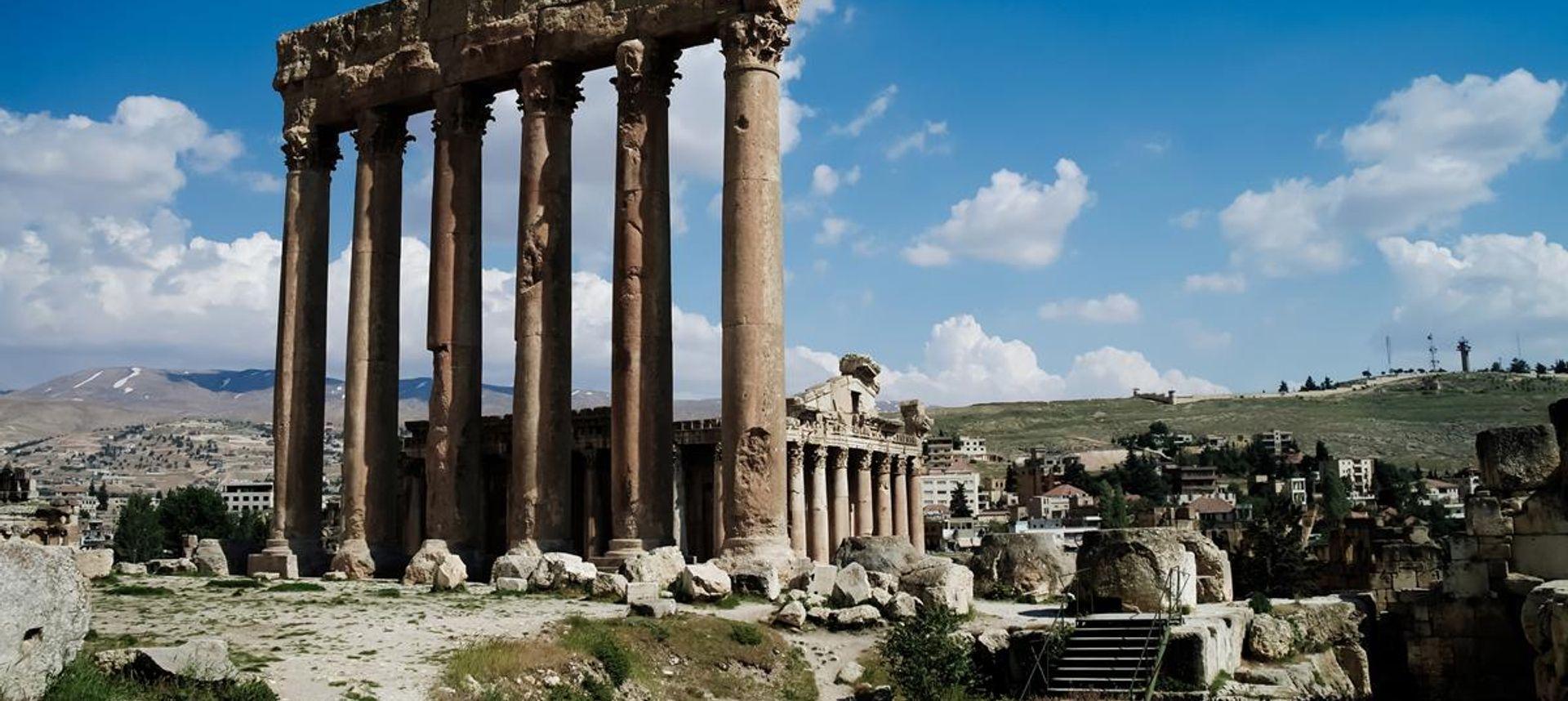 Roman ruins in Lebanon (Paul Morrison)