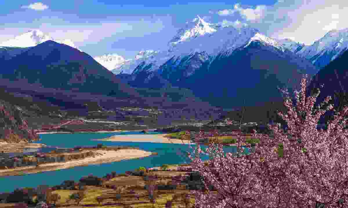 Yarlung Zangbo Grand Canyon (Dreamstime)
