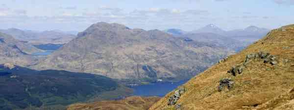 Stunning view of Ben Lomond, Scotland (Dreamstime)