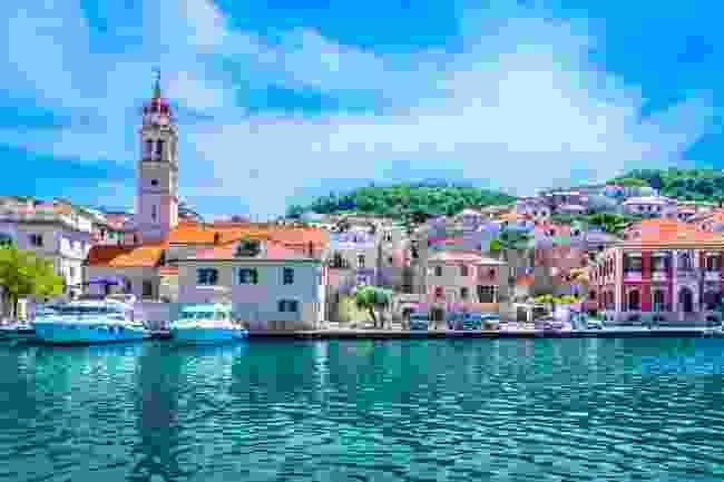 The Mediterranean town of Brac, Croatia (Shutterstock)