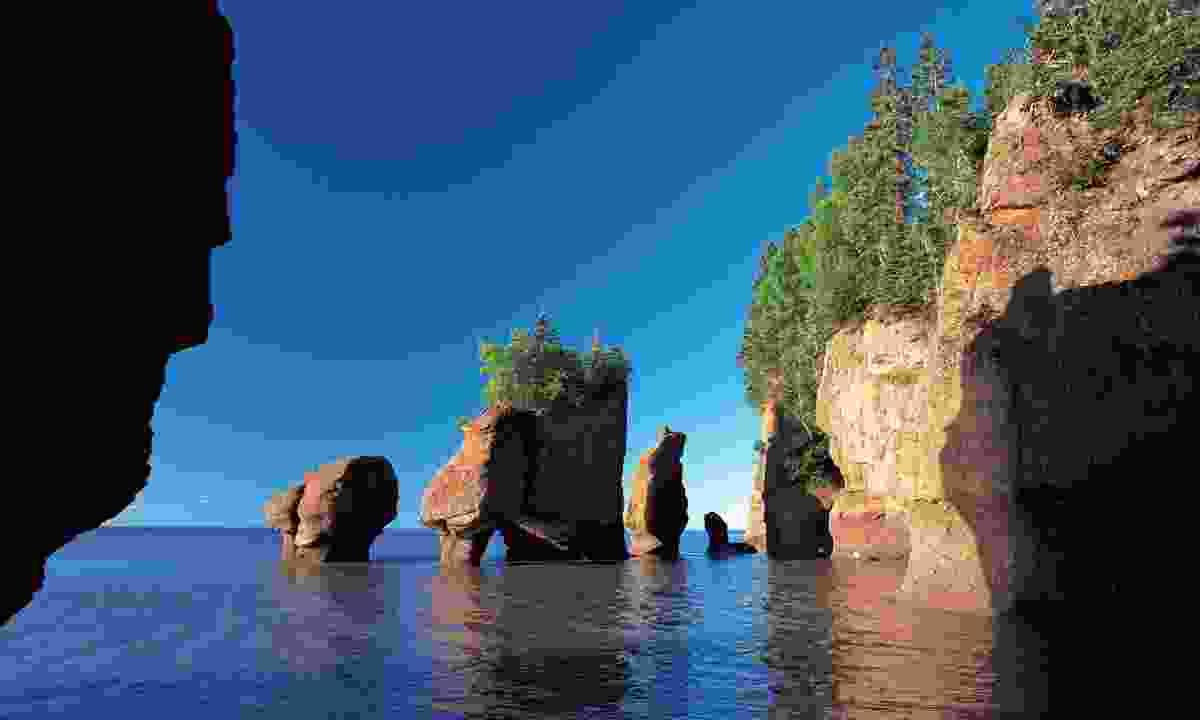 Fundy Bay, Canada (Dreamstime)