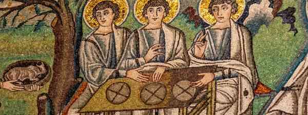 Basilica of San Vitale, Ravenna, Italy (Shutterstock)
