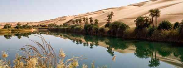 Ubari Sand Sea, Libya (Dreamstime)