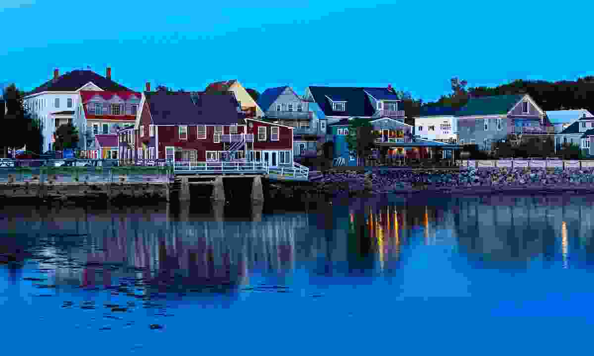 The beautiful town of Saint Andrews (Dreamstime)